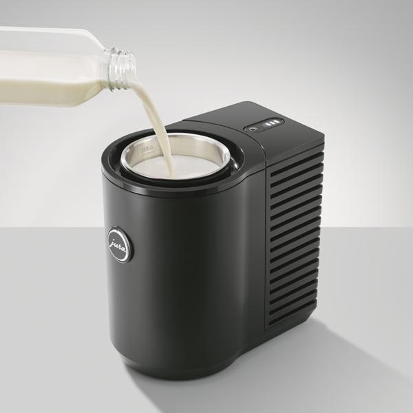 Контейнер-охладитель для молока Cool Control Basis Black 1л.