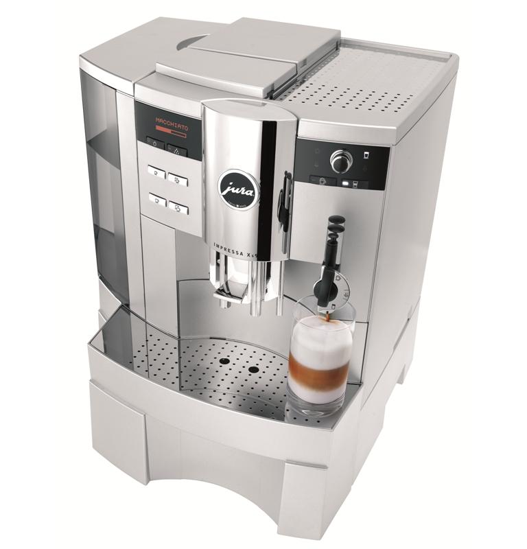 Кофемашина IMPRESSA XS95 Platin