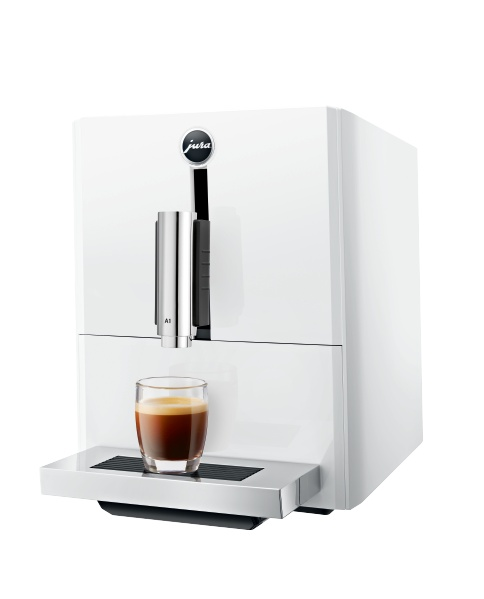 Кофемашина A1 Piano White
