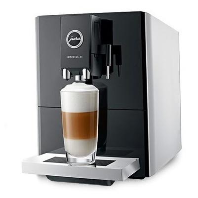 Кофемашина IMPRESSA A5 Platin