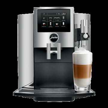 Кофемашина S8 Chrome