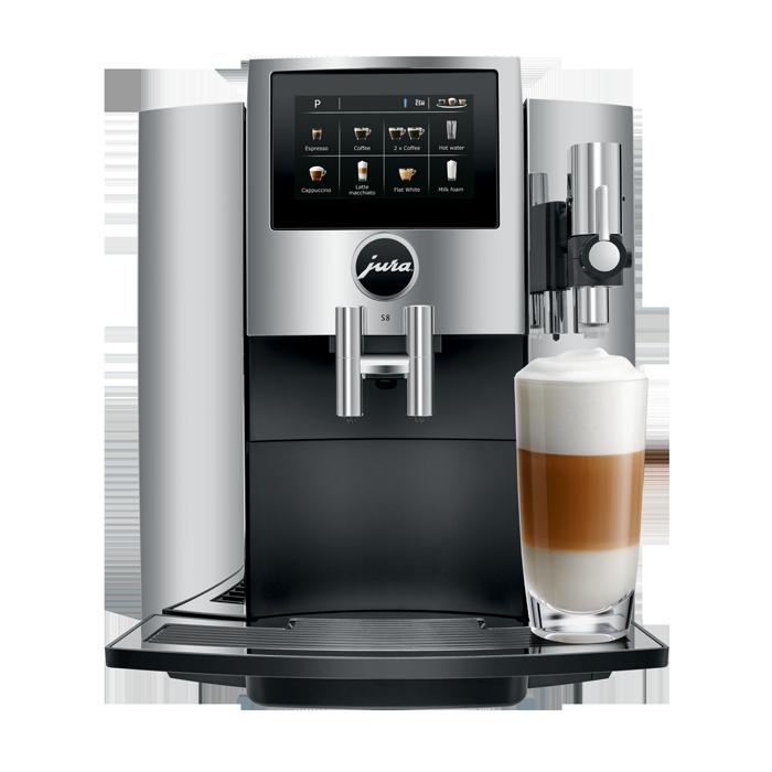Кофемашина S8 Chome