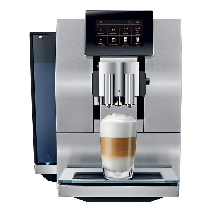 Кофемашина Impressa Z8 ALU