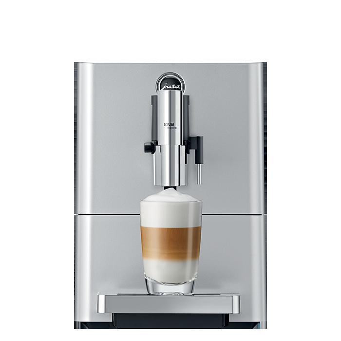 Кофемашина ENA micro 90 Silber