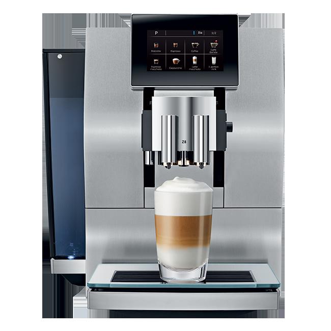 Кофемашина Z8 ALU