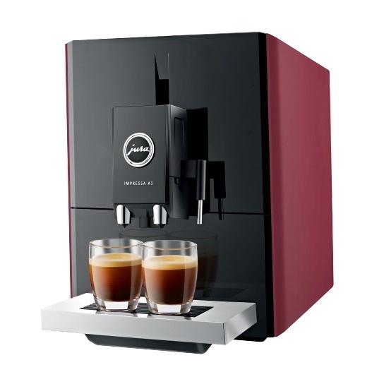 Кофемашина IMPRESSA A5 Red
