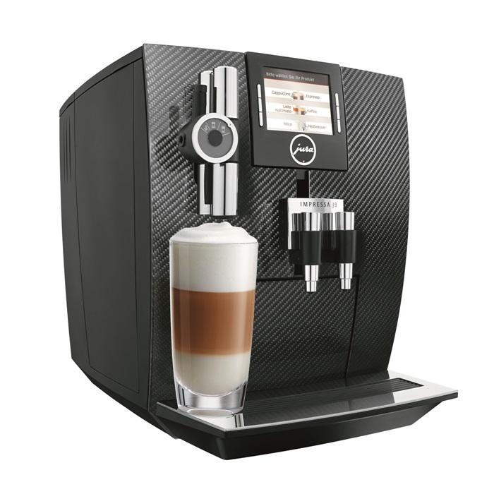 Кофемашина IMPRESSA J9.3 Carbon