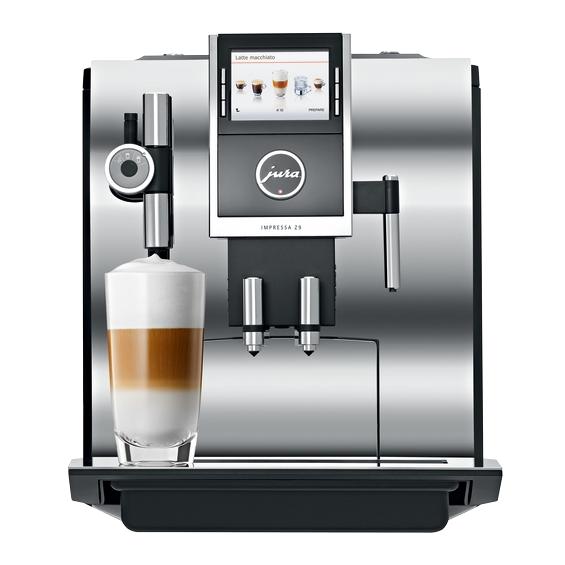 Кофемашина IMPRESSA Z9 Chrome